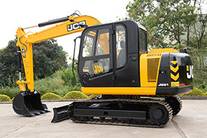 JCB JS81 Tracked Excavators Lucknow