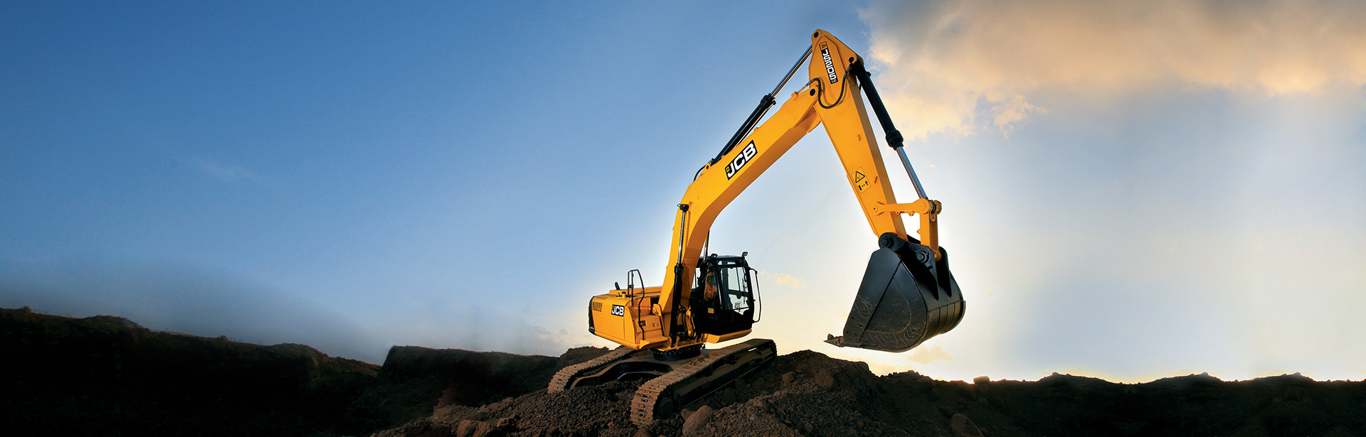 JCB Tracked Excavators Lucknow