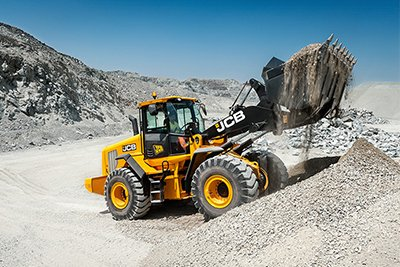 JCB Wheeled Loaders Lucknow
