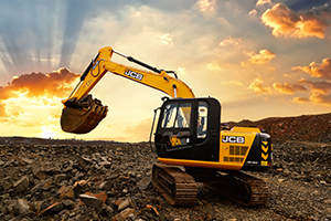 JCB JS120 Tracked Excavators Lucknow