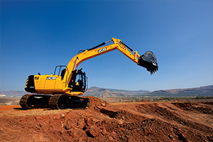 JCB JS140 Tracked Excavators Lucknow