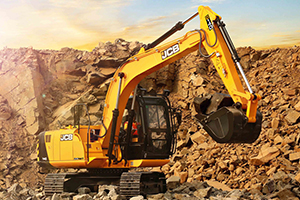 JCB NXT 140 Tracked Excavators Lucknow